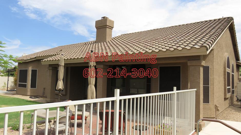 Painting A Stucco House Exterior In Phoenix