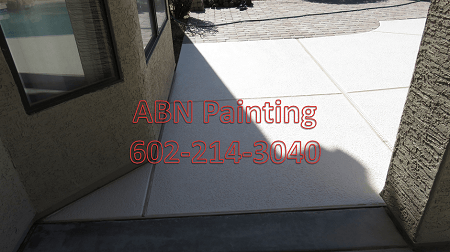 Pool Deck Painting And Staining In Phoenix Az