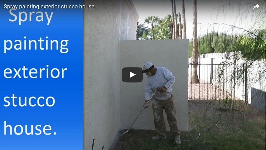 Price For Painting Stucco House