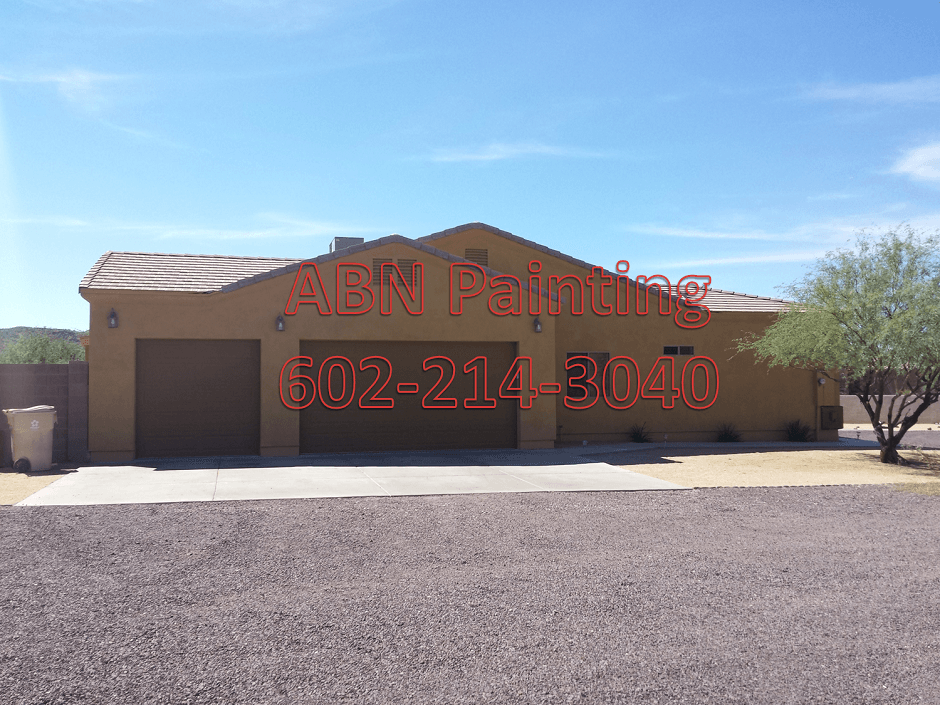 House painting in Scottsdale