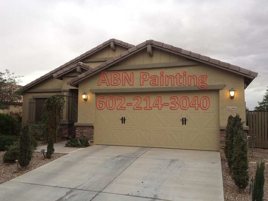 Exterior house painting projects